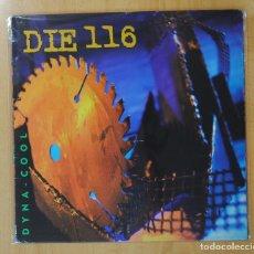 Disques de vinyle: DIE 116 - DYNA-COOL - LP. Lote 155607633