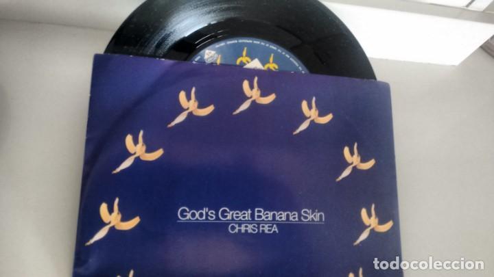 SINGLE (VINILO) DE CHRIS REA AÑOS 90 (Música - Discos - Singles Vinilo - Pop - Rock Extranjero de los 90 a la actualidad)