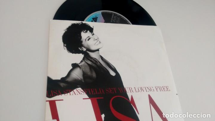 SINGLE (VINILO) DE LISA STANFIELD AÑOS 90 (Música - Discos - Singles Vinilo - Pop - Rock Extranjero de los 90 a la actualidad)