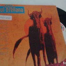 Discos de vinilo: SINGLE (VINILO) DE RAUL ORELLANA AÑOS 90. Lote 155609206