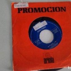 Discos de vinilo: SINGLE (VINILO) DE JUAN PARDO AÑOS 80. Lote 155611842