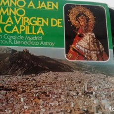 Discos de vinilo: SINGLE (VINILO) DE MAS CORAL DE MADRID AÑOS 70. Lote 155612210
