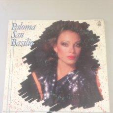 Discos de vinilo: PALOMA SAN BASILIO. Lote 155631057