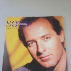 Discos de vinilo: DEJATE QUERER ... JOSE MANUEL SOTO LP. Lote 155641112