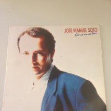 Discos de vinilo: JOSÉ MANUEL SOTO - COMO UNA LUZ. Lote 155642580