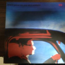Discos de vinilo: MAXI SINGLE DISCO VINILO U2 WHO´S GONNA RIDE YOUR WILD HORSES. Lote 155663038