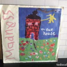 Discos de vinilo: MADNESS - OUT HOUSE () SINGLE 7' GERMANY 1982 STIFF RECORDS. NM - NM. Lote 155671938