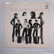 Discos de vinilo: LO MEJOR DE LOS MODULOS. LP. TDKLP. Lote 155677118