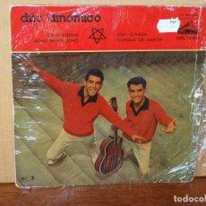 Discos de vinilo: DUO DINAMICO - OH CAROL Y 3 CANCIONES MAS EN ESTE EP. Lote 155677814