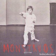 Discos de vinilo: LP LEIVA MONSTRUOS VINILO PEREZA. Lote 158048234