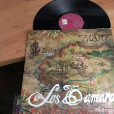 Discos de vinilo: LOS TAMARA (NA FERMOSA GALICIA) LP ESÀÑA 1970 (VIN-G1). Lote 155692162