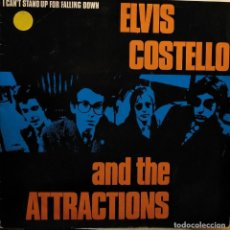 Discos de vinilo: ELVIS COSTELLO AND THE ATRACTIONS I CAN'T STAND UP FOR FALLING.. NEW WAVE. Lote 155700306
