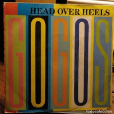 Discos de vinilo: GO GO'S HEAD OVER HEELS US NEW WAVE . Lote 155700954