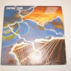 Discos de vinilo: SINGLE FUTURE WORLD ORCHESTRA. CAPTAIN COKE. DAWN. CFA 1983 SPAIN (PROBADO Y BIEN, SEMINUEVO). Lote 155703078