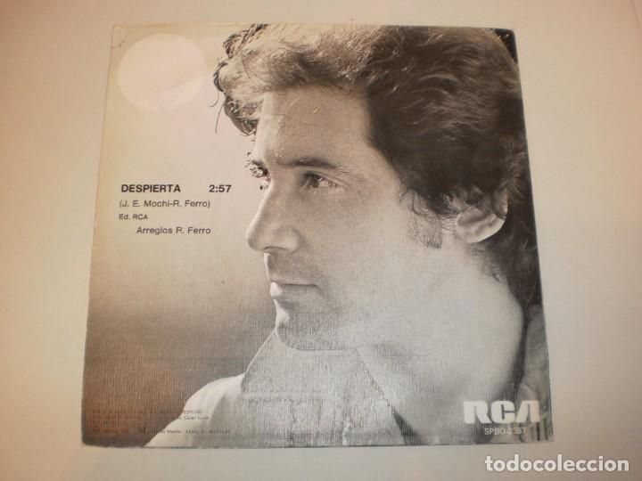 Discos de vinilo: single juan erasmo mochi. la palabra. despierta. rca spain 1975 (probado y bien, seminuevo) - Foto 2 - 155703614