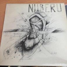 Discos de vinilo: NUBERU (CELTICA) LP ESPAÑA 1980 (VIN-G1). Lote 155704478