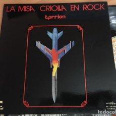 Discos de vinilo: GORRION (MISA CRIOLLLA EN ROCK) LP ESPAÑA 1974 (VIN-G1). Lote 155705974