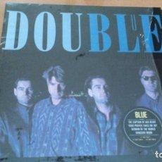 Discos de vinilo: DOUBLUE BLUE LP. Lote 155710878