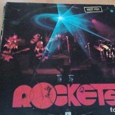Discos de vinilo: LES ROCKETS ROCKETS LP SPAIN. Lote 155711194