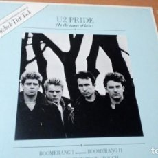 Discos de vinilo: U2 PRIDE (IN THE NAME OF LOVE) MAXI VINILO SPAIN 1984. Lote 157979752