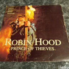 Discos de vinilo: MICHAEL KAMEN - ROBIN HOOD: PRINCE OF THIEVES (ORIGINAL MOTION PICTURE SOUNDTRACK) (LP, ALBUM). Lote 155712649
