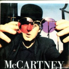 Discos de vinilo: PAUL MCCARTNEY / MY BRAVE FACE / FLYING TO MY HOME (SINGLE 1989). Lote 155718530