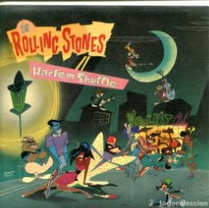 Discos de vinilo: ROLLING STONES / HARLEM SHUFFLE / HAD IT WITH YOU (SINGLE PROMO 1986). Lote 155731110