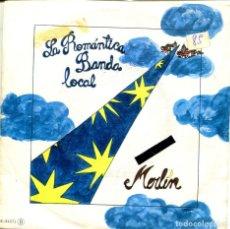 Discos de vinilo: LA ROMANTICA BANDA LOCAL / MERLIN / EL NIÑO COMPLETO (SINGLE 1980). Lote 155731850