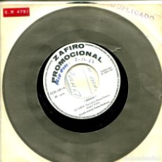 Discos de vinilo: ROSALIA / LA CARTA / LUZ DEL SOL (SINGLE PROMO 1967). Lote 155732774