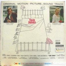 Discos de vinilo: BSO DEL FILM TOM JONES CON MÚSICA DE JOHN ADDISON. Lote 155758622