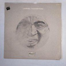 Discos de vinilo: LIONEL HAMPTON AND THE INNER CIRCLE. - LIONEL HAMPTON. LP. TDKLP. Lote 155760250