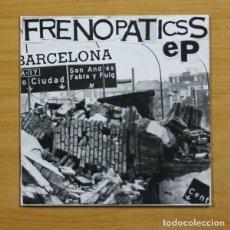 Discos de vinilo: FRENOPATICSS - FRENOPATICSS - EP. Lote 155760556