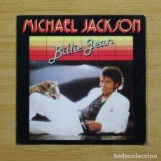 Discos de vinilo: MICHAEL JACKSON - BILLIE JEAN - SINGLE. Lote 155762993