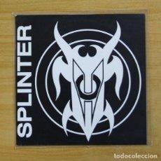 Discos de vinilo: SPLINTER - 225 + 3 - EP. Lote 155766845