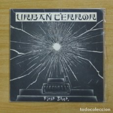 Discos de vinilo: URBAN TERROR - FIRST SHOT - EP. Lote 155767449