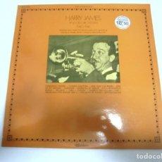 Discos de vinilo: LP. HARRY JAMES AND HIS MUSIC MAKERS. 1940 - 1941. JAZZ ANTHOLOGY.. Lote 155769286