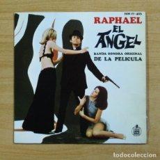Discos de vinilo: RAPHAEL - CORAZON CORAZON + 3 - EP. Lote 155775278