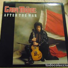 Discos de vinilo: GARY MOORE – AFTER THE WAR - SINGLE 1988. Lote 155780986