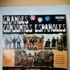 Discos de vinilo: VINILO GRANDES CONJUNTOS ESPAÑOLES 1968. Lote 155781314