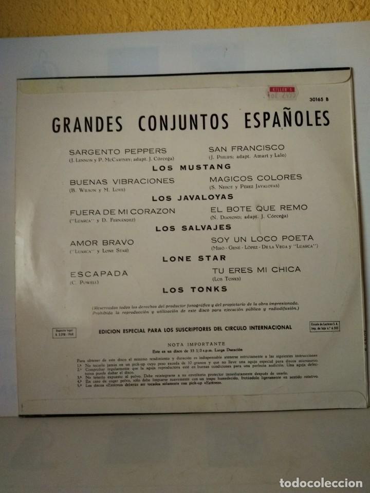 Discos de vinilo: VINILO GRANDES CONJUNTOS ESPAÑOLES 1968 - Foto 2 - 155781314