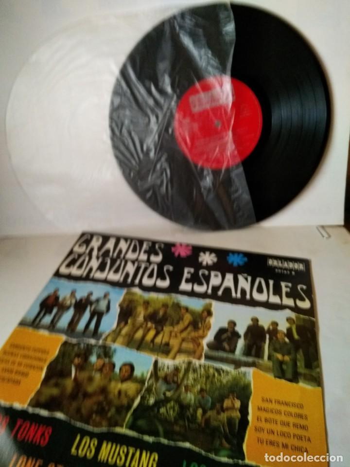 Discos de vinilo: VINILO GRANDES CONJUNTOS ESPAÑOLES 1968 - Foto 3 - 155781314