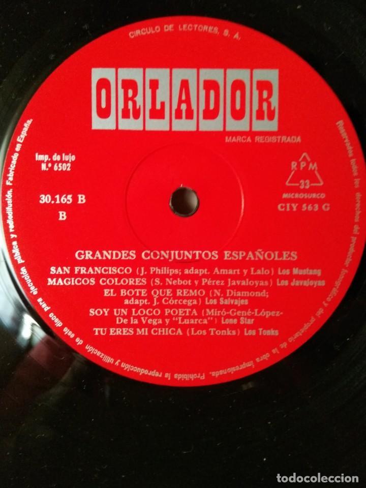 Discos de vinilo: VINILO GRANDES CONJUNTOS ESPAÑOLES 1968 - Foto 5 - 155781314
