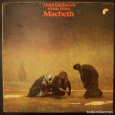 Discos de vinilo: MACBETH. THIRD EAR BAND. Lote 155786734