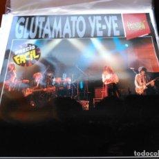 Discos de vinilo: LP GLUTAMATO YE-YE - HEROES DE LOS 80 - DRO SPAIN 1990 VG+/NM. Lote 155796694