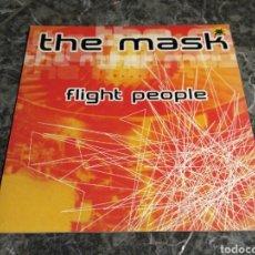 Discos de vinilo: THE MASK - FLIGHT PEOPLE. Lote 155797924