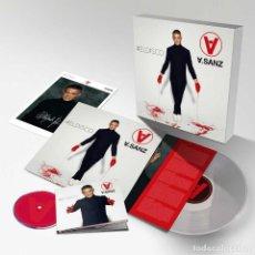 Discos de vinilo: ALEJANDRO SANZ - EL DISCO - NUEVO DISCO. (EDICIÓN LIMITADA BOX SET) CD + LP VINILO +LIBRO + FOTOS . Lote 155805118
