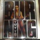 Discos de vinilo: MAXI SINGLE DISCO VINILO BURNING TU Y YO. Lote 155815146