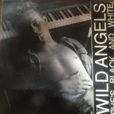 Discos de vinilo: MAXI SINGLE DISCO VINILO WILD ANGELS SHE´S BLACK AND WHITE. Lote 155816050