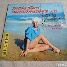 Discos de vinilo: ENOCH LIGHT Y SU ORQUESTA, EP, LISBOA ANTIGUA + 3, AÑO 1961. Lote 155818854