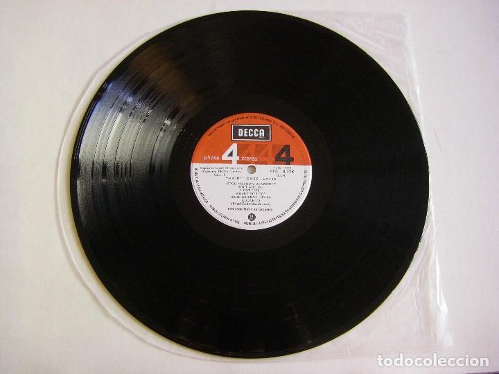 Discos de vinilo: Edmundo Ros Y Su Orquesta – Hair Goes Latin, Decca – PFS 4178, Decca – PFS. 4.178 - Foto 3 - 155818918